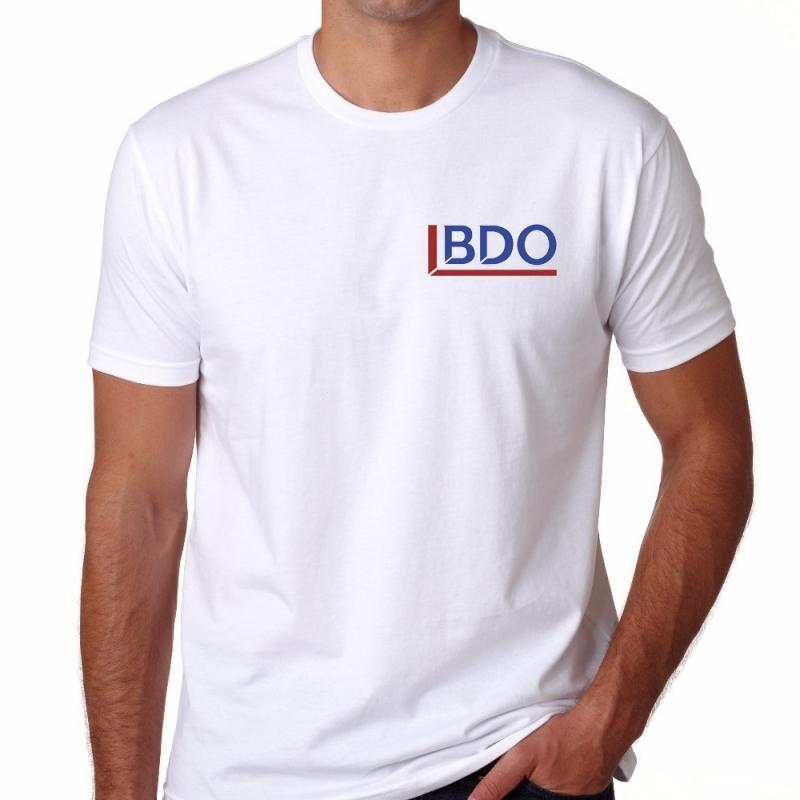 mejor coleccion diseño de moda amplia selección Camiseta de Uniforme para Empresa Mais Barata Santana de ...