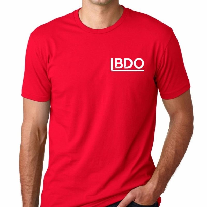 0d754c90e Camiseta para Empresa Personalizada Mais Barata Socorro - Camiseta Logo  Empresa