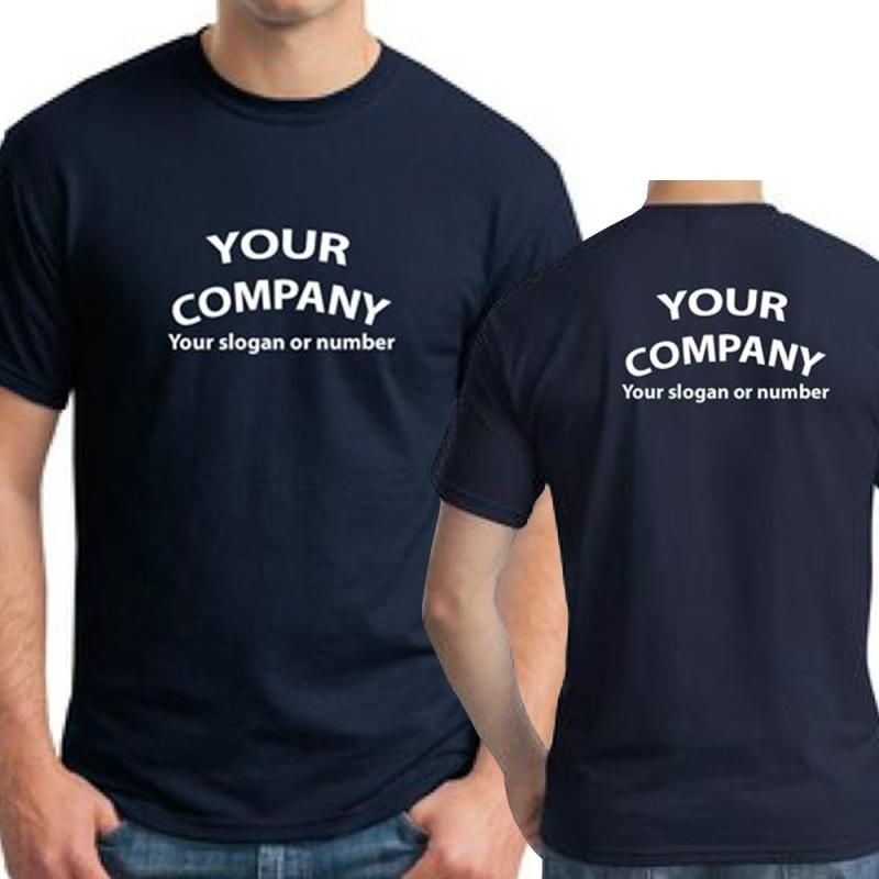 ec2cecaba3555 Camiseta Uniforme de Empresa Ponte Rasa - Camiseta para Empresa ...