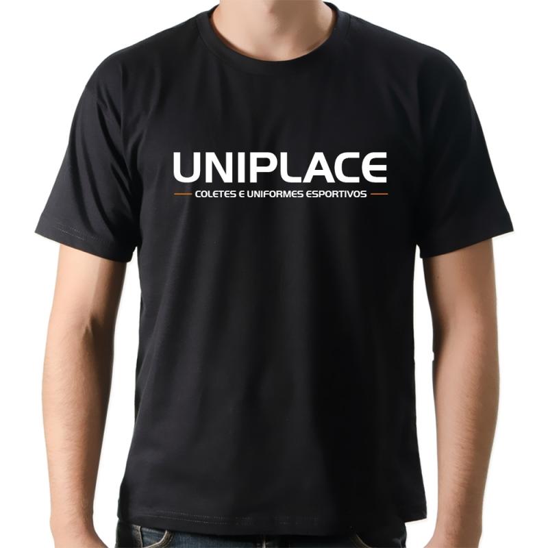 ffc08055b9d84 Camisetas de Empresa Cupecê - Camiseta Empresa Uniforme - UNIPLACE ...