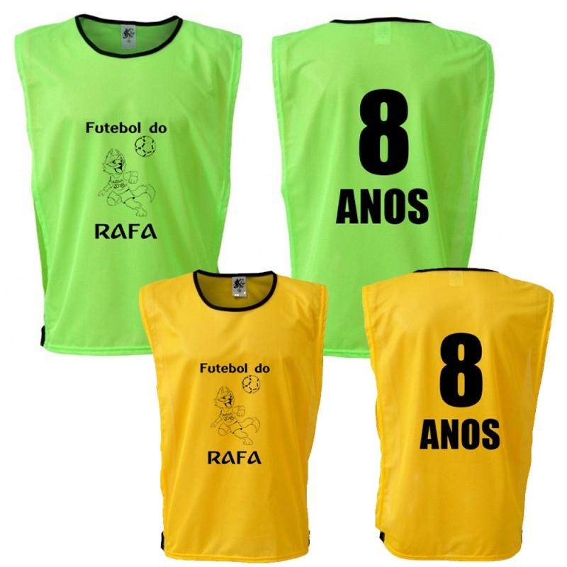 c5d7d6cf9 Colete Personalizado para Aniversário São Carlos - Colete Personalizado de  Futebol