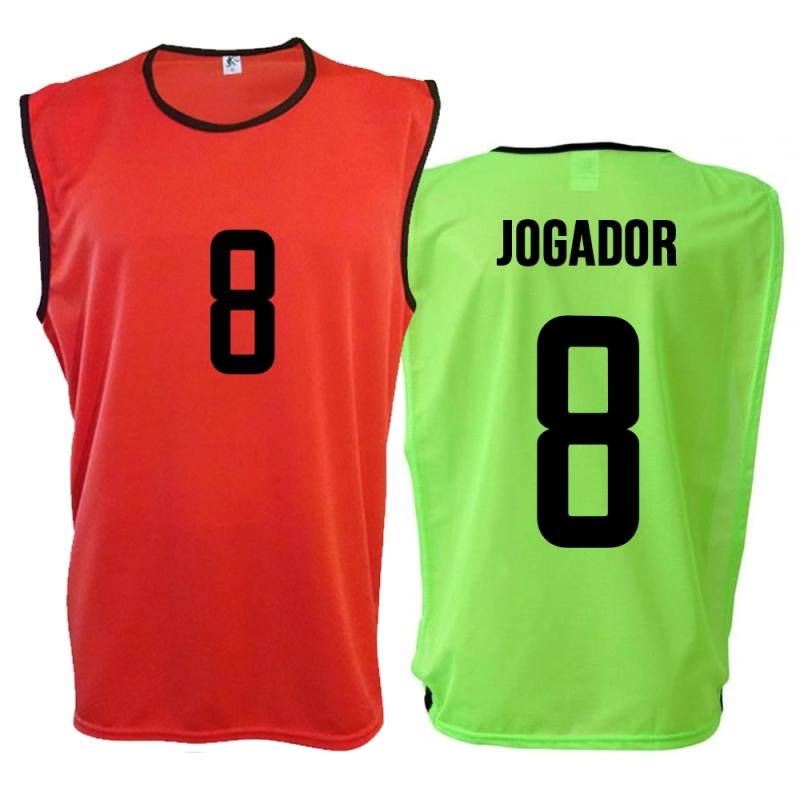 036b43bb41255 quanto custa colete de futebol personalizado Parque São Jorge