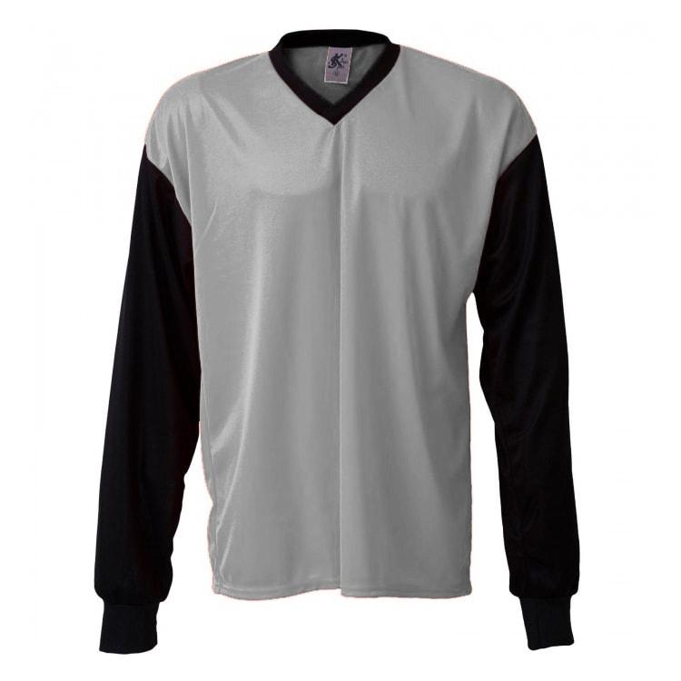 2396e39dba Camisa de Goleiro Lisa Cinza com Preto - UNIPLACE - Coletes e ...