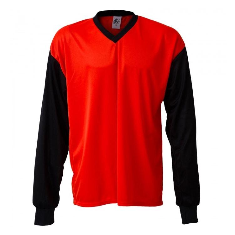f2afb1964b Camisa de Goleiro Lisa Laranja com Preto - UNIPLACE - Coletes e ...