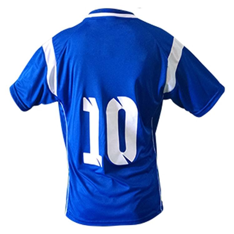 Camisa de Futebol Ferrara Azul Royal com Branco - UNIPLACE - Coletes ... 5c48c4b459be5