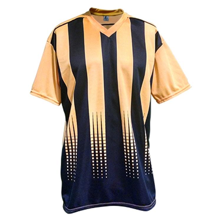 711d4d8b95 Camisa de Futebol Sorento Amarelo com Preto - UNIPLACE - Coletes e ...