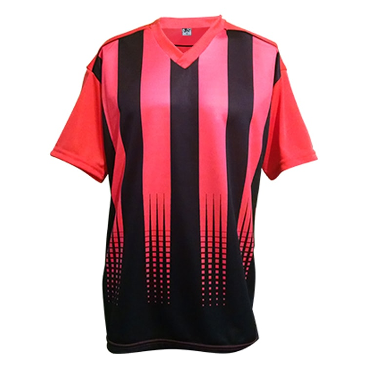 Camisa de Futebol Sorento Laranja com Preto - UNIPLACE - Coletes e ... 38ecfa5869737
