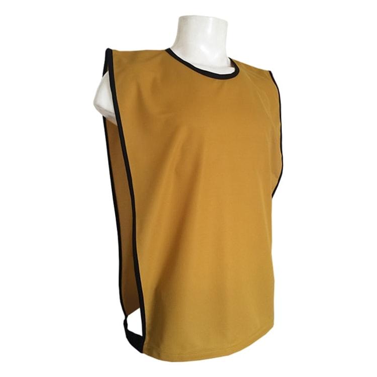 dc8d55122f Colete de Futebol Dry Dourado - UNIPLACE - Coletes e Uniformes ...