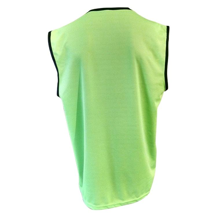 Colete de Futebol Regata Verde Limão - UNIPLACE - Coletes e ... 6e24e38c67b5e
