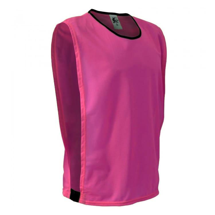 Jogo de Coletes de Futebol Rosa Numerados de 1 à 14 3c445ee310cd9